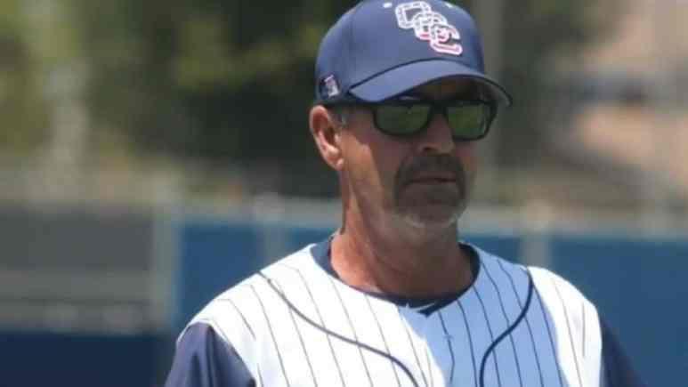 Baseball coach John Altobelli