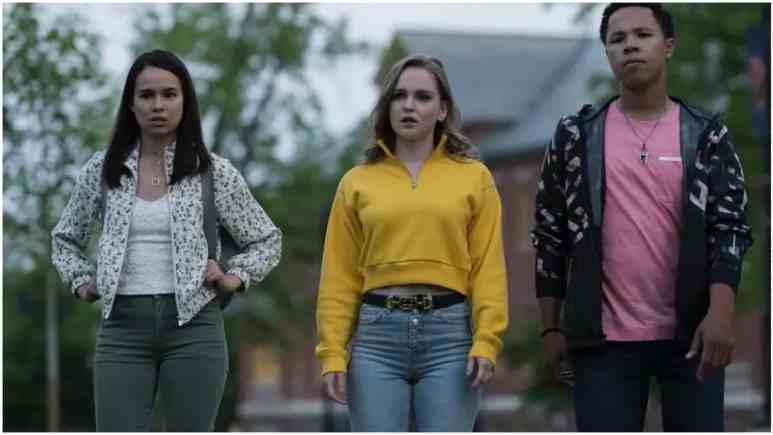 Eric Graise on Locke & Key: Who is the double leg amputee on Netflix original series