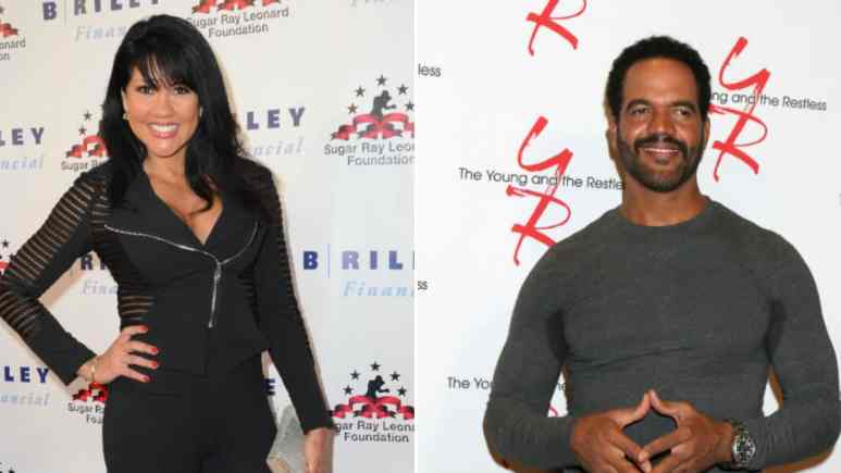 Mia St. John talks Kristoff St. John's death on The Doctors.