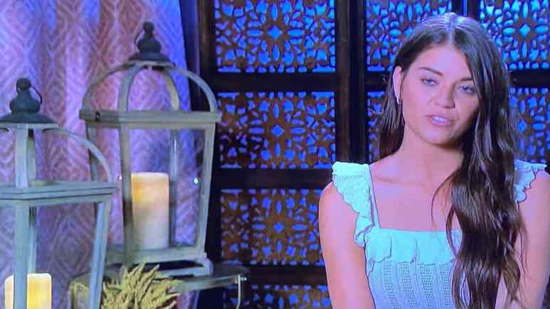 In The Bachelor season 24, episode 8, contestant Madison talks about Peter.