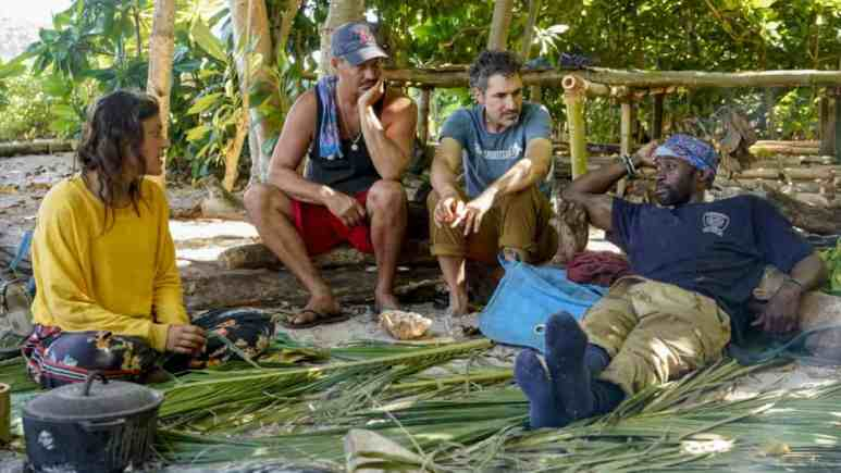 Sele Episode 4 on Survivor Winners at War