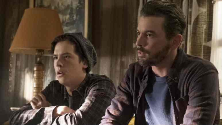 Riverdale is losing actor Skeet Ulrich as FP Jones.