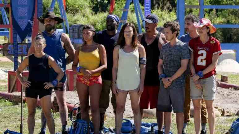 Survivor 40 Cast2