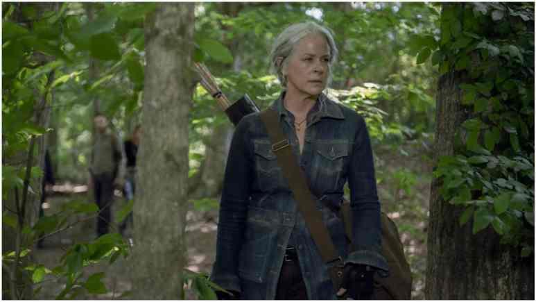 Is Carol leaving The Walking Dead: Future episode title has fans scared