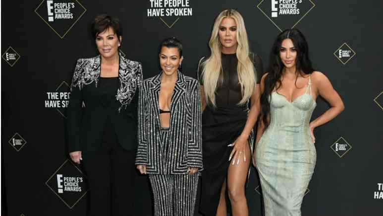 Season 18 of Keeping Up With The Kardashian gets violent.