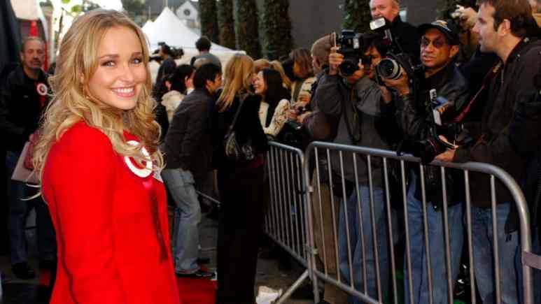 Brian Hickerson arrested for Punching Hayden Panettiere in the face