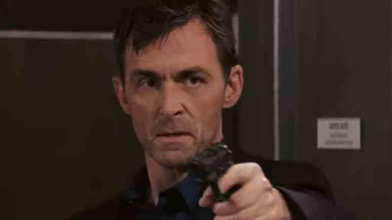 James Patrick Stuart as Valentin on General Hospital.