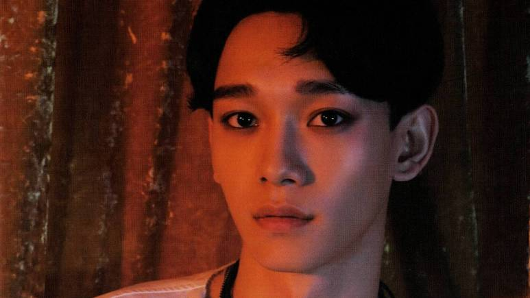 Chen of EXO in Lotto