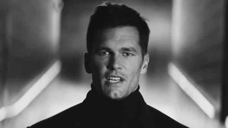 tom brady super commercial for hulu streaming service