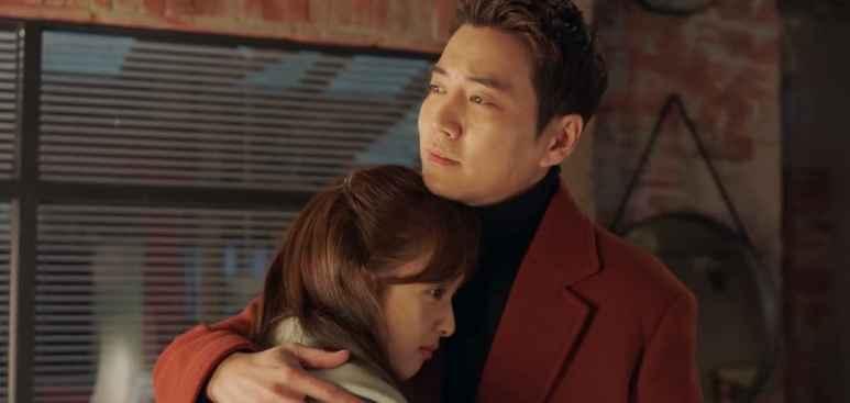 Cha Jeong-Hyeok and Han Soo-Yeon together