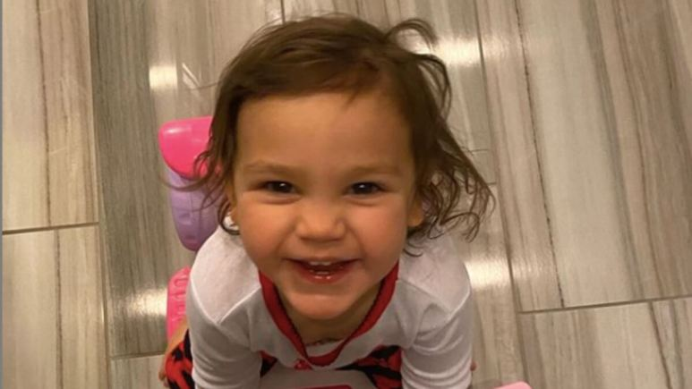 Ronnie Magro's daughter Ariana Sky