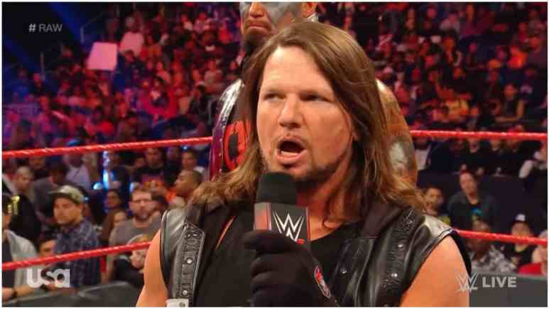 AJ Styles challenges Undertaker to match at WrestleMania 36, calls him Mark Callaway [Video]