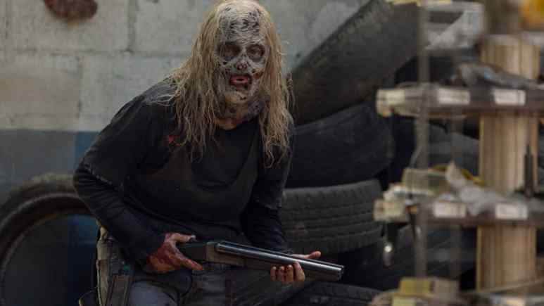 Samantha Morton stars as Alpha