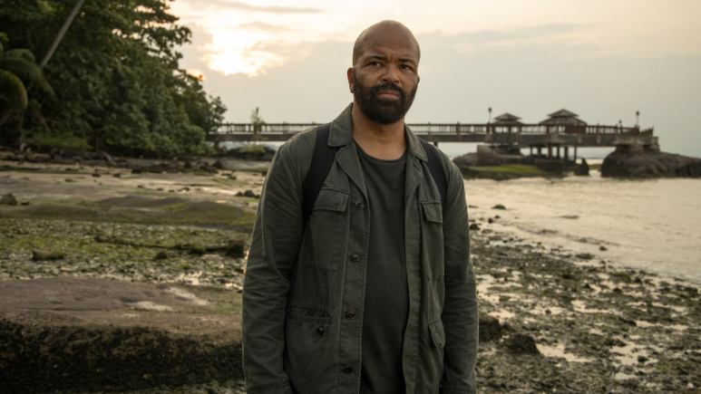 Jeffrey Wright stars as Bernard