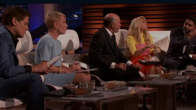 Bohana introduces its popped water lily seeds snacks to Shark Tank.