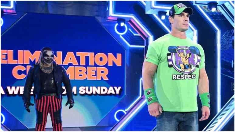 WWE: Bray Wyatt explains why he challenged John Cena for WrestleMania 36