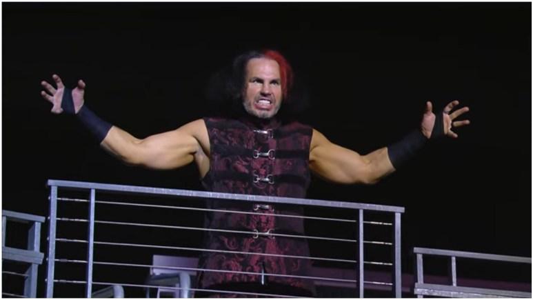 Broken Matt Hardy makes shocking debut in AEW Dynamite