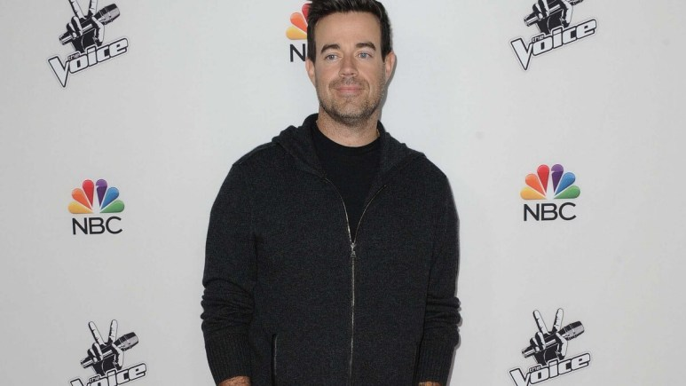 Today show co-host Carson Daly