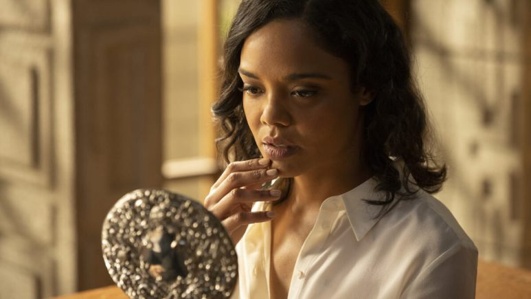 Tessa Thompson stars as Charlotte Hale