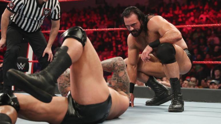 Drew McIntyre talks losing his big moment at WrestleMania 36