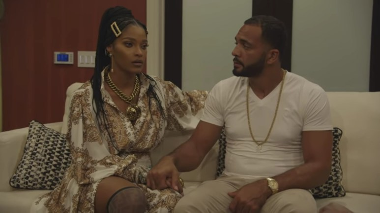 Joseline Hernandez and Balistic Beats on Marriage Boot Camp Hip Hop Edition