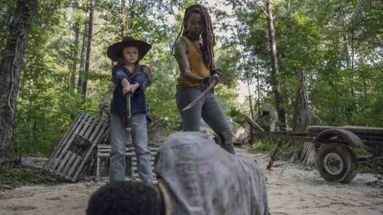 Judith And Michonne