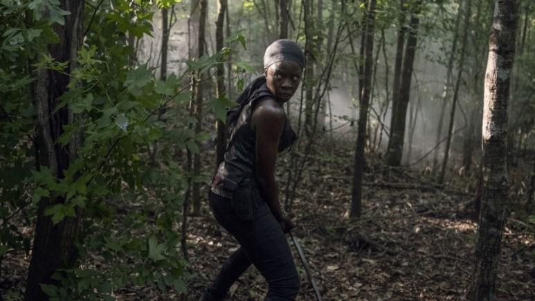 Michonne In Woods