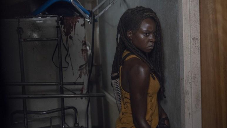 Michonne Leaves TWD