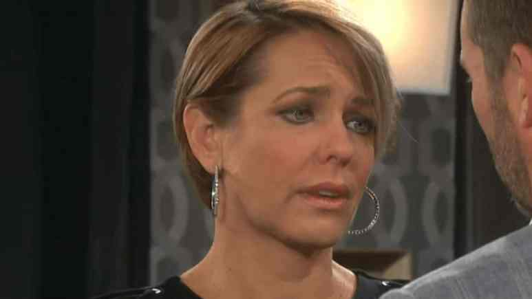 Days of our Lives Nicole learns the truth.