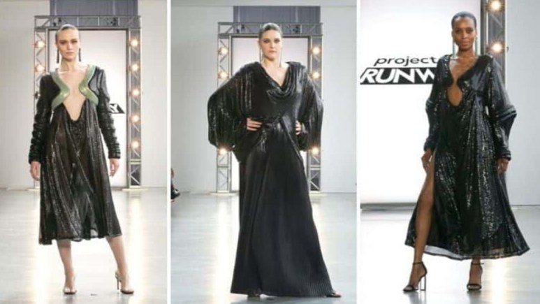 Project Runway: Geoffrey Mac's Dresses