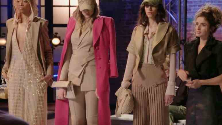 Project Runway: Victoria Part 1 of finale
