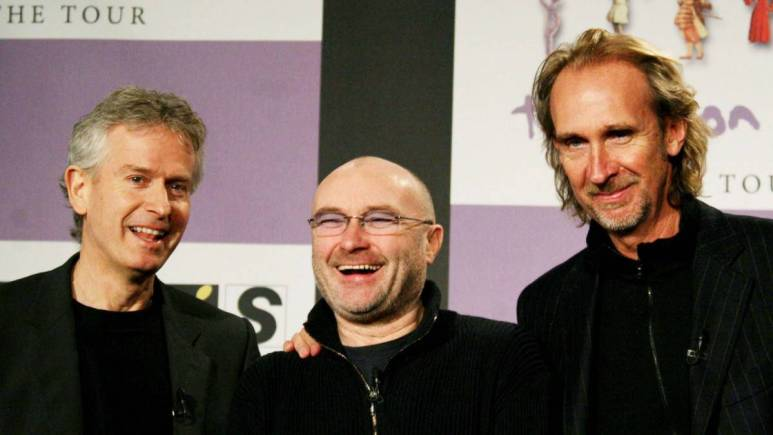 Genesis on the red carpet