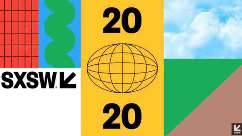 The SXSW 2020 logo