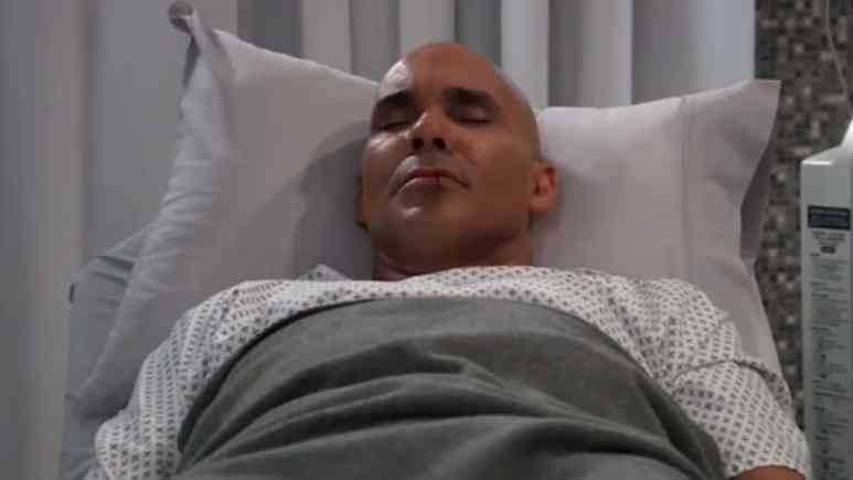 Real Andrews as Marcus Taggert on General Hospital.