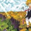 The Seven Deadly Sins manga illustration