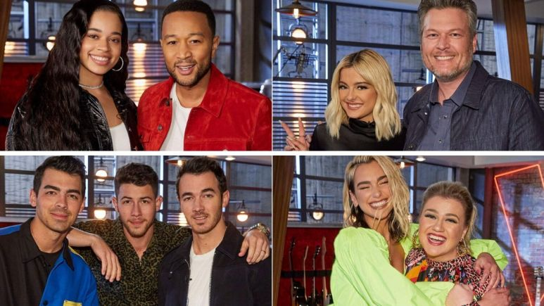The Voice Mentors and Coaches 2020