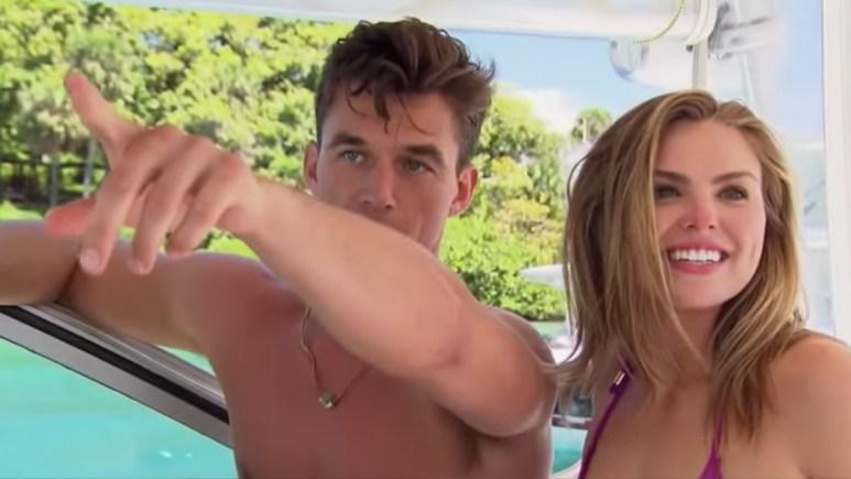 Tyler Cameron and Hannah B