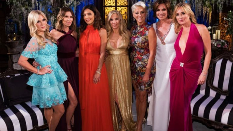 Luanne says RHONY is better without Bethenny Frankel