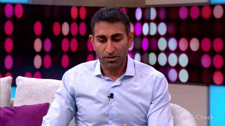 Vishal Parnavi is a cast member of the Indian-American reality show on Bravo