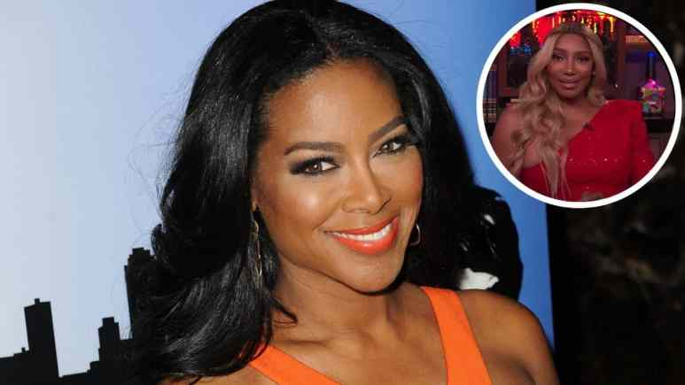 RHOAs Kenya Moore says she has not desire to reconcile