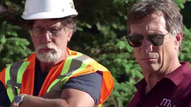 Rick and Marty Lagina of Oak Island