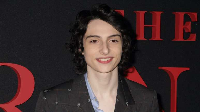 actor finn wolfhard of stranger things