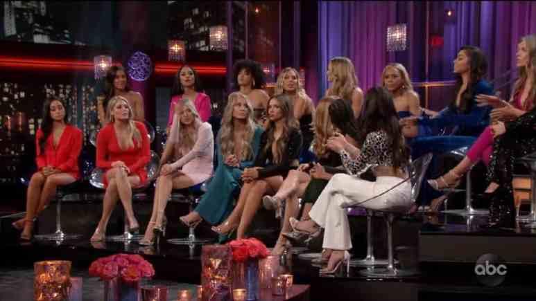 Women Tell All on The Bachelor