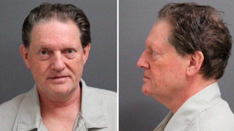 Mugshot of Byron Smith