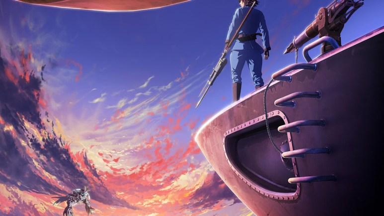 Drifting Dragons Season 2 artwork