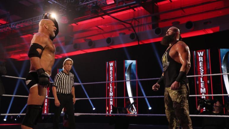 WWE rumors: Bill Goldberg lobbied backstage for Universal title