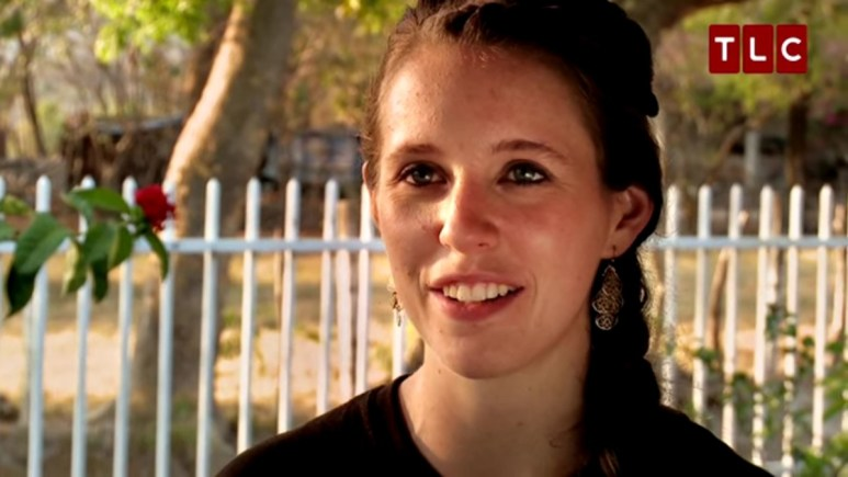 Jill Duggar during a confessional on Counting On.