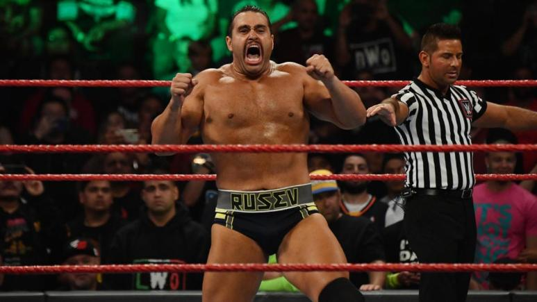 WWE releases Rusev in biggest surprising move yet on Black Wednesday