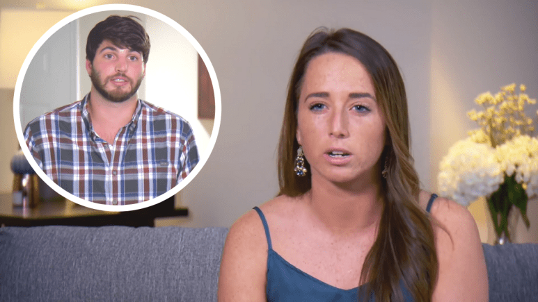 Katie Conrad says Derek fits the mold but it didn't make her happy
