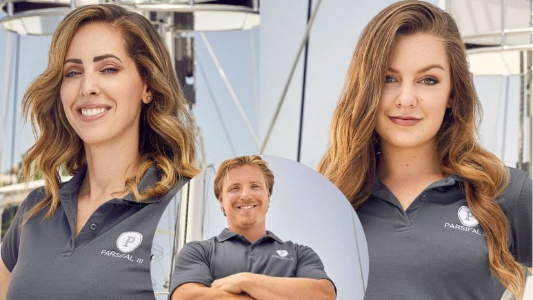 Below Deck Sailing Yacht's Jenna is dishing all the Paget and Georgia flirting.